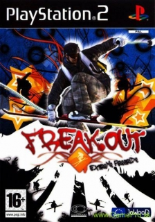 Freak Out - Extreme Freeride (PS2)