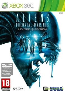 Aliens - Colonial Marines (Limited Edition) (XBOX 360)