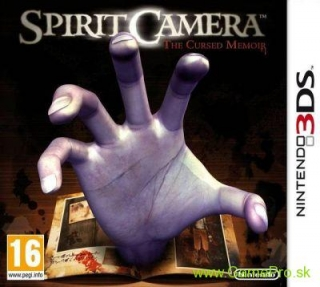 Spirit Camera - The Cursed Memoir (3DS)