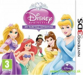 Disney Princess - My Fairytale Adventure (3DS)