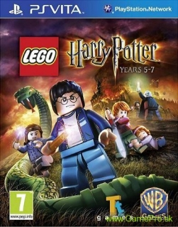 LEGO Harry Potter - Years 5-7 (PSV)