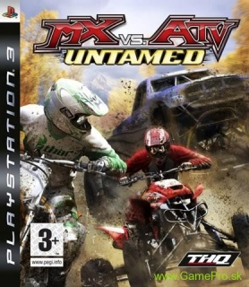 MX vs. ATV - Untamed (PS3)
