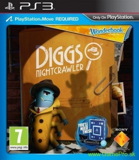 Diggs Nightcrawler CZ (PS3)