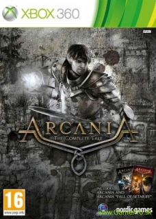 ArcaniA - The Complete Tale (XBOX 360)