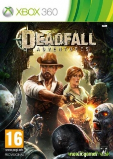 Deadfall Adventures CZ (XBOX 360)