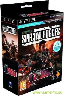 SOCOM - Special Forces + Wireless Headset (PS3)