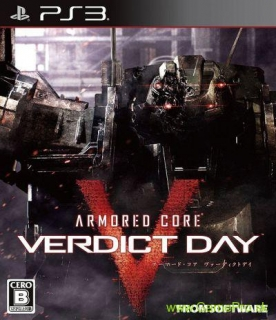 Armored Core - Verdict Day (PS3)