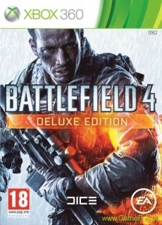 Battlefield 4 (Deluxe Edition) (XBOX 360)
