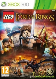 LEGO The Lord of the Rings (XBOX 360)