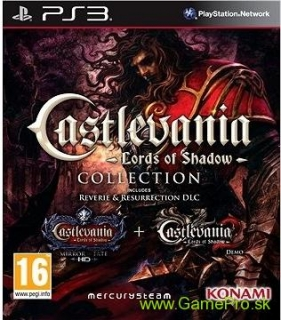 Castlevania - Lords of Shadow Collection (PS3)