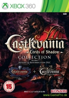Castlevania - Lords of Shadow Collection (XBOX 360)