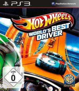 Hot Wheels - Worlds Best Driver (PS3)