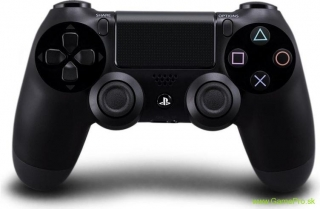 Sony PS4 Dual Shock 4 (Black)