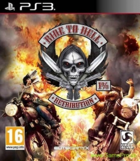 Ride to Hell - Retribution (PS3)