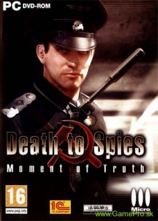 Death to Spies 2 - The Moment of Truth (PC)