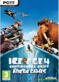 Ice Age 4 - Continental Drift - Arctic Games (PC)