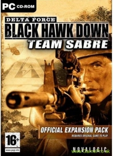 Delta Force - Black Hawk Down Team Sabre (PC)