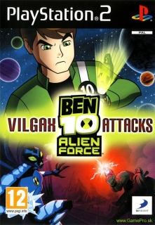 Ben 10 Alien Force - Vilgax Attacks (PS2)