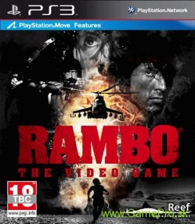 Rambo - The Video Game (PS3)