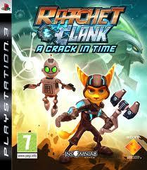 Ratchet and Clank - A Crack in Time (PS3)