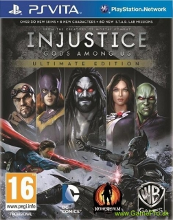Injustice - Gods Among Us (Ultimate Edition) (PSV)