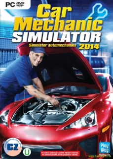 Car Mechanic Simulator 2014 CZ (PC)