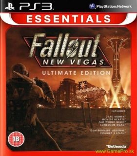 Fallout - New Vegas (Ultimate Edition) (PS3)