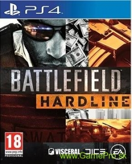 Battlefield - Hardline (PS4)