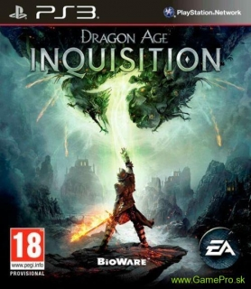 Dragon Age 3 - Inquisition (PS3)