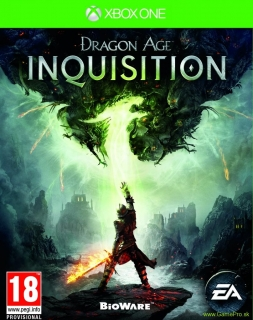 Dragon Age 3 - Inquisition (XBOX ONE)