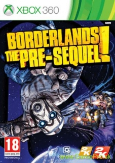 Borderlands: The Pre-Sequel! + bonus DLC (XBOX 360)