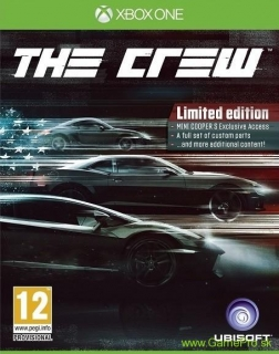 The Crew - Day 1 Edition (XBOX ONE)