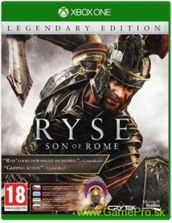 Ryse - Son of Rome (Legendary Edition) (XBOX ONE)