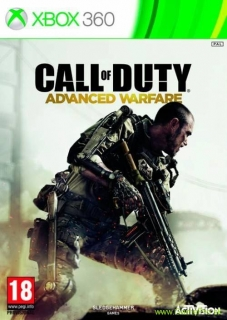 Call of Duty - Advanced Warfare (XBOX 360)
