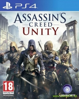 Assassins Creed - Unity (PS4)