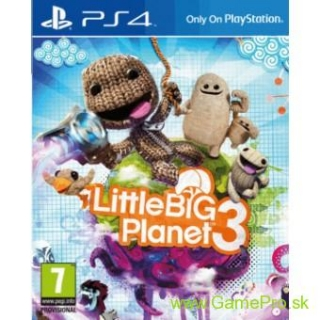 LittleBig Planet 3 (PS4)