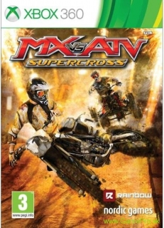 MX vs. ATV - Supercross (XBOX 360)