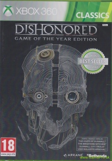 Dishonored - Game of the Year Edition (XBOX 360)