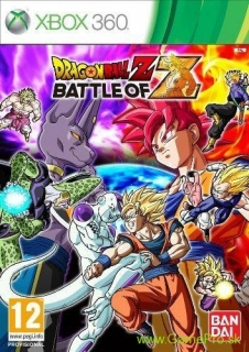 Dragon Ball Z - Battle of Z (XBOX 360)