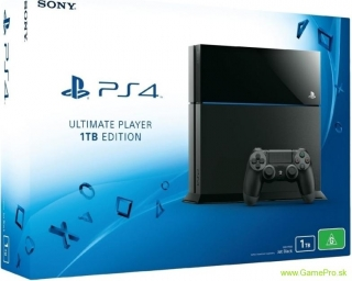 Sony PlayStation 4 (PS4) Ultimate Player 1TB Edition