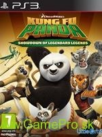 Kung Fu Panda - Showdown of Legendary Legends (PS3)