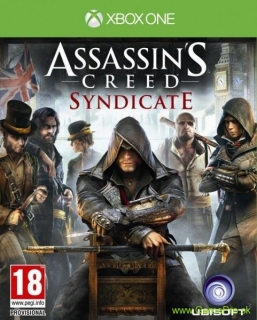 Assassins Creed - Syndicate CZ (XBOX ONE)