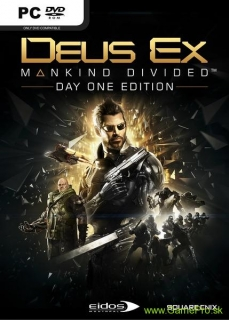 Deus Ex - Mankind Divided (PC)