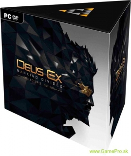 Deus Ex - Mankind Divided (Collectors Edition) (PC)