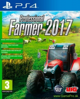 Professional Farmer 2017 (PS4)