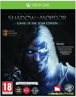 Middle-Earth - Shadow of Mordor (Game of the Year) (XBOX ONE)