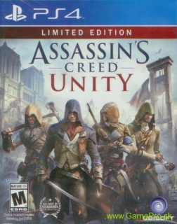 Assassins Creed - Unity US (PS4)