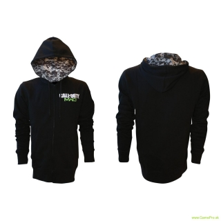 Call Of Duty MW3 Black - Logo Zip Hoodie