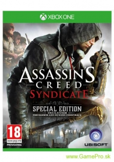 Assassins Creed - Syndicate (Special Edition) (XBOX ONE)