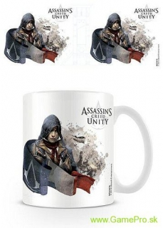 Assassins Creed Unity hrnček Tricolor